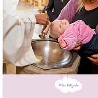 Batizado Rosa