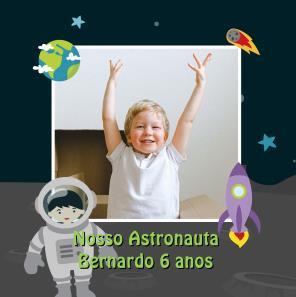 Pequeno Astronauta